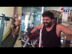 Simbu's Mersal workout for Mani Ratnam film | Verithanam |STV