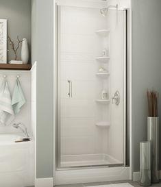 Shower Remodeling - Bath Fitter
