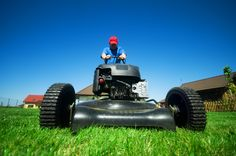 Do you know the top 5 spring lawn care tips? Find out the top 5 spring lawn care tips in this article from HowStuffWorks.