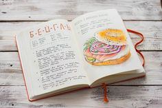 ♔ ART: Sketchbooks Inspiration