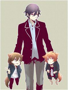 Uta no Prince Sama- Tags: Anime, Yukichi (pixiv1342489), Uta no☆prince-sama♪, Ichinose Tokiya, Ittoki Otoya, Kotobuki Reiji