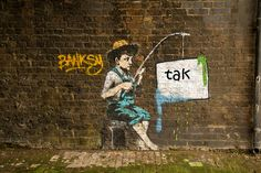 banksy by takphoto on Flickr.