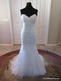 Maggie Sottero Annette 4MB984 from The Last Minute Bride