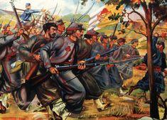 Italian Army, Military Diorama, Military History, World History, 19th Century, Empire, Fiction, Victorian, War