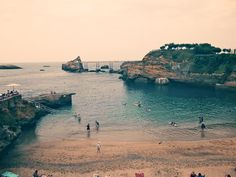 de la Barra photography, honeymoon ideas, honeymoon in Europe, Biarritz, France Spain Travel, France Travel, Oh The Places You'll Go, Places To Travel, Wanderlust, Cottages By The Sea, Biarritz, The Great Escape, Continents