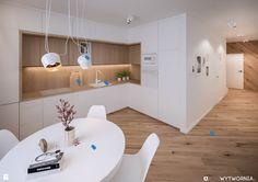 10 Inspiring Modern Kitchen Designs – My Life Spot Minimal Kitchen Design, Kitchen Room Design, Kitchen Cabinet Design, Home Decor Kitchen, Interior Design Kitchen, Minimalist Kitchen, Kitchen Ideas, Modern Kitchen Interiors, Interior Modern