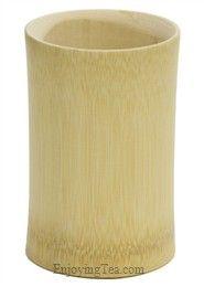 Elegant Bamboo Cup