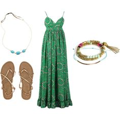 Music Fair Style by headbandsofhope on Polyvore featuring Headbands of Hope, Billabong, and Pura Vida