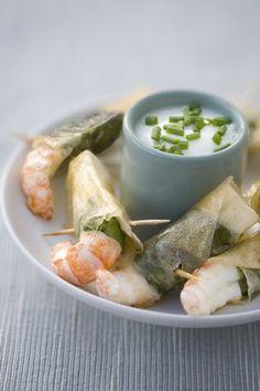 Saumon mariné au basilic, voir la recette du saumon mariné au basilicC'est l'heure de l'apéritif ? Vite une recette d'apéritif