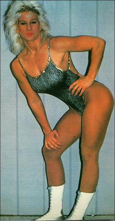 WCW wrestler Madusa