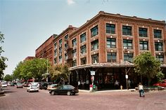 Omaha, Nebraska....Old Town Omaha, via Flickr.