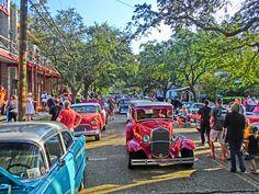 Cruisin' the Coast 2012   Downtown Ocean Springs, MS