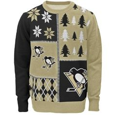 Youth Pittsburgh Penguins Ugly Sweater 71dc91740