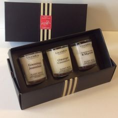 candle gift boxes - Google Search & Voluspa Black Box Candle Gift Set | fragrance package | Pinterest Aboutintivar.Com