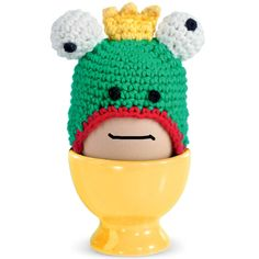 Eierwärmer Prince Egg - Froschkönig - donkey products