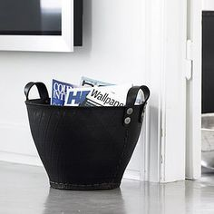 Recycled Tyre Basket - storage