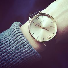 clockwork Olivia Burton, Pretty And Cute, Fashion Watches, Personal Style, Jewels, My Style, Womens Fashion, Stuff To Buy, Avantgarde
