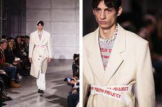 Raf Simons at New York Fashion Week: Men's FW17 | Highsnobiety