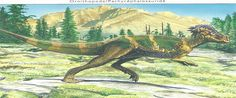 Pachycephalosaurus --- Site officiel : http://www.dinosauria.ca/