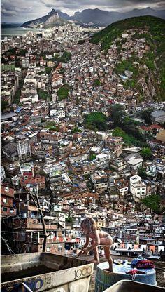 Favelas en Río de Janeiro