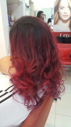 A saga do cabelo rosa rsss - Etapa 4