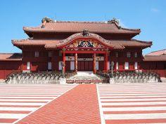 琉球王国のグスク及び関連遺産群の画像 (日本の世界遺産) 首里城跡の画像です。