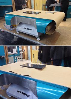 Speed 20/10: la mesa de pulverización de Martin http://www.geengeek.com/speed-2010-la-mesa-de-pulverizacion-de-martin/