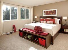 Coho Creek Master Bedroom