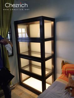 Email us info@chezrich.net for sizes and quotations ) #Premium #display # cabinet #glass #wood #toys #trophy #led #light #singapore #sgdisplay #sghottoys ... & Home Decor: Living Room   The home   Pinterest   Ikea cabinets Lego ...