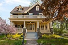 Old homes-craftsman style