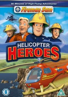 Fireman Sam - Helicopter Heroes 2011 [DVD] HiT entertainment http://www.amazon.co.uk/dp/B0051ZH8C2/ref=cm_sw_r_pi_dp_zD2Uvb1ATGRM9