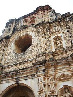 Ruined Catedral, Antigua Guatemala