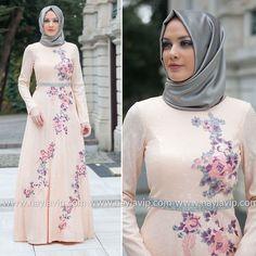 PINTEREST: @MUSKAZJAHAN - Islamic Fashion, Muslim Fashion, Modest Fashion, Fashion Outfits, Abaya Designs, Muslim Dress, Islamic Clothing, Beautiful Hijab, Abaya Fashion