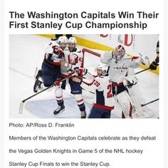 Amazon.com  nhl hockey jersey - Sports   Fitness  Sports   Outdoors. Capitals  HockeyStanley Cup ChampionsWashington ... f8d1edb4f