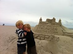 Cape May, NJ Stronger than the Storm Castle.