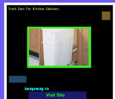 Trash Cans For Kitchen Cabinets 074942 - The Best Image Search