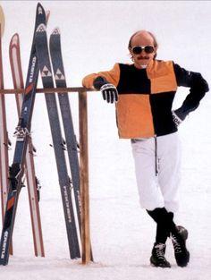 Comment reconnaître un parisien au ski ?