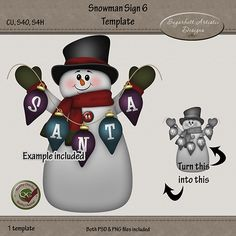 http://sugarbuttartisticdesigns.blogspot.com/2014/11/new-snowman-template-now-in-my-stores.html