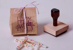 Birthday Favors.  Fresh Roasted Coffee Party Favors in Kraft paper packaging.  Lot of 20 x 2 Oz. Portions.  Made to Order. by JitterCrowCoffee on Etsy