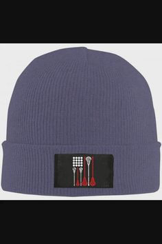 Shop USA Lacrosse American Flag-1 Unisex Knitted Hat Comfortable Snowboarding Hat - Navy now save up 50% off, free shipping worldwide and free gift, Support wholesale quotation! Beanies, Beanie Hats, Slouchy Beanie, Elastic Headbands, Shop Usa, Lacrosse, Snowboarding, Quotation, American Flag