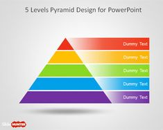 Free mckinsey matrix template for powerpoint is a free business 5 level pyramid template for powerpoint pronofoot35fo Gallery