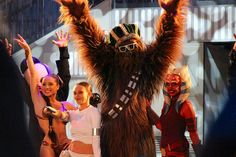 Hyperspace Hoopla will dance no more, officially cancelled at Walt Disney World as Star Wars Weekends gets new curtain call... Really? Really Disney? What ever- fine what ever, not like i LOVED it or anything- it's cool, I'm cool. Yeah, fine, what ever.