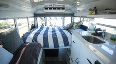 Why This Short Bus Is the Ultimate Adventure Vehicle