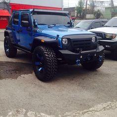 Custom Jeep Wrangler Equip With @VPR4x4 Bumpers | www.vpr4x4.com | #Viper4x4 #VPR4x4 #VPR4WD #Padgram