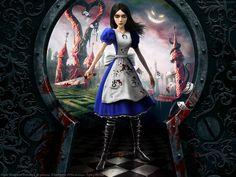 Alice : Madness Returns (connu aussi Alice : retour au pays de la Folie)