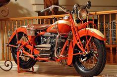Fantastic '39 Indian Four