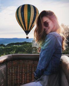 "Nichole Ciotti (@nicholeciotti) on Instagram: ""Soaring high above Provence with @loccitane #chasingthegoldenhour #loccitane #terredelumiere"""