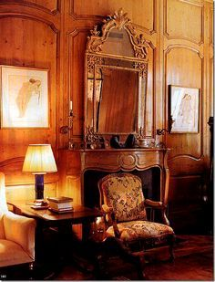 """""""french boiserie"""" fireplace - Google Search"""