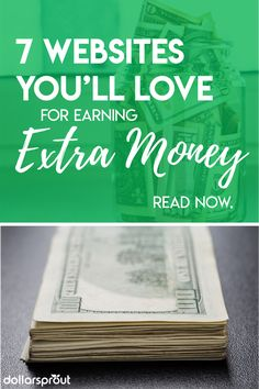 Earn extra money from home | Start making money | Quick extra cash | Websites that pay you | Paid online surveys