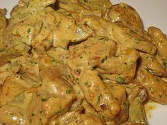 Rindergeschnetzeltes nach Viniferia Art, ein gutes Rezept aus der Kategorie Gemüse. Bewertungen: 25. Durchschnitt: Ø 4,2.
